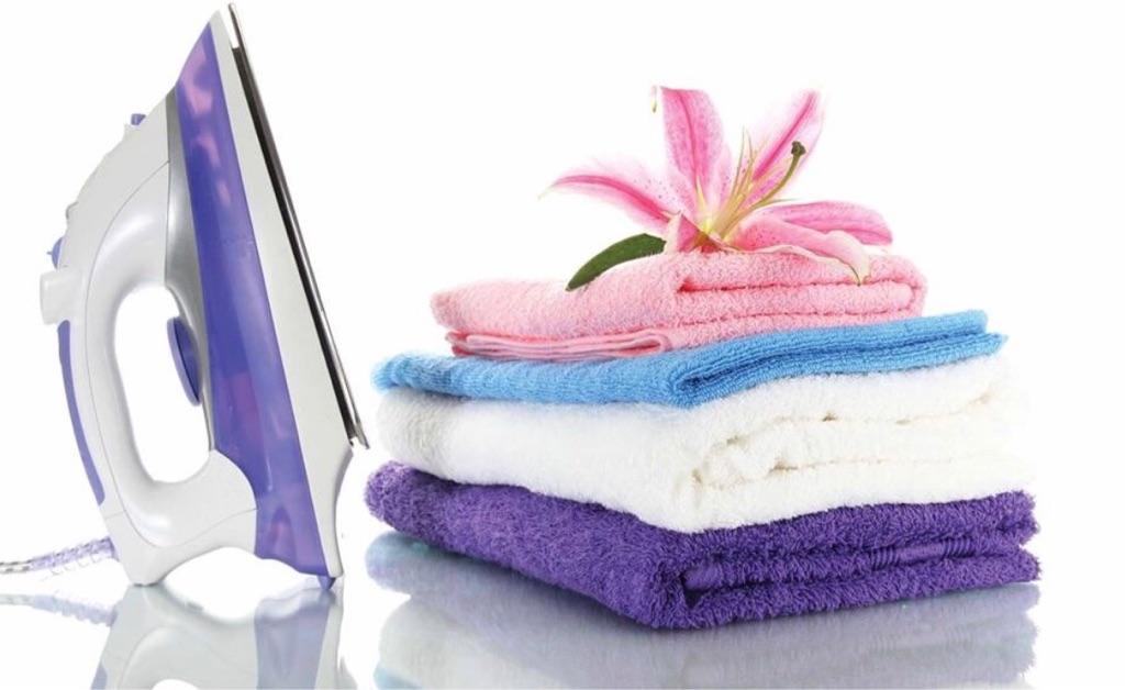 Washing & Ironing Services