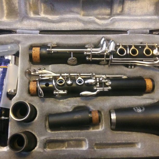 Gibson clarinet