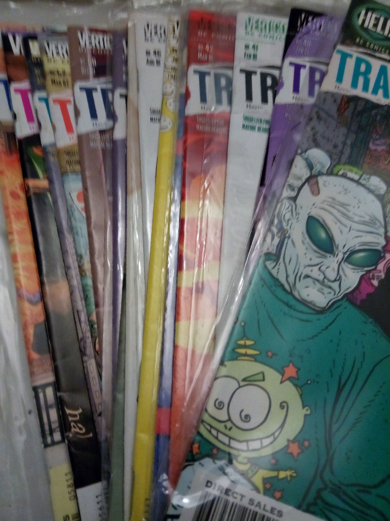 Transmetropolitan - collection