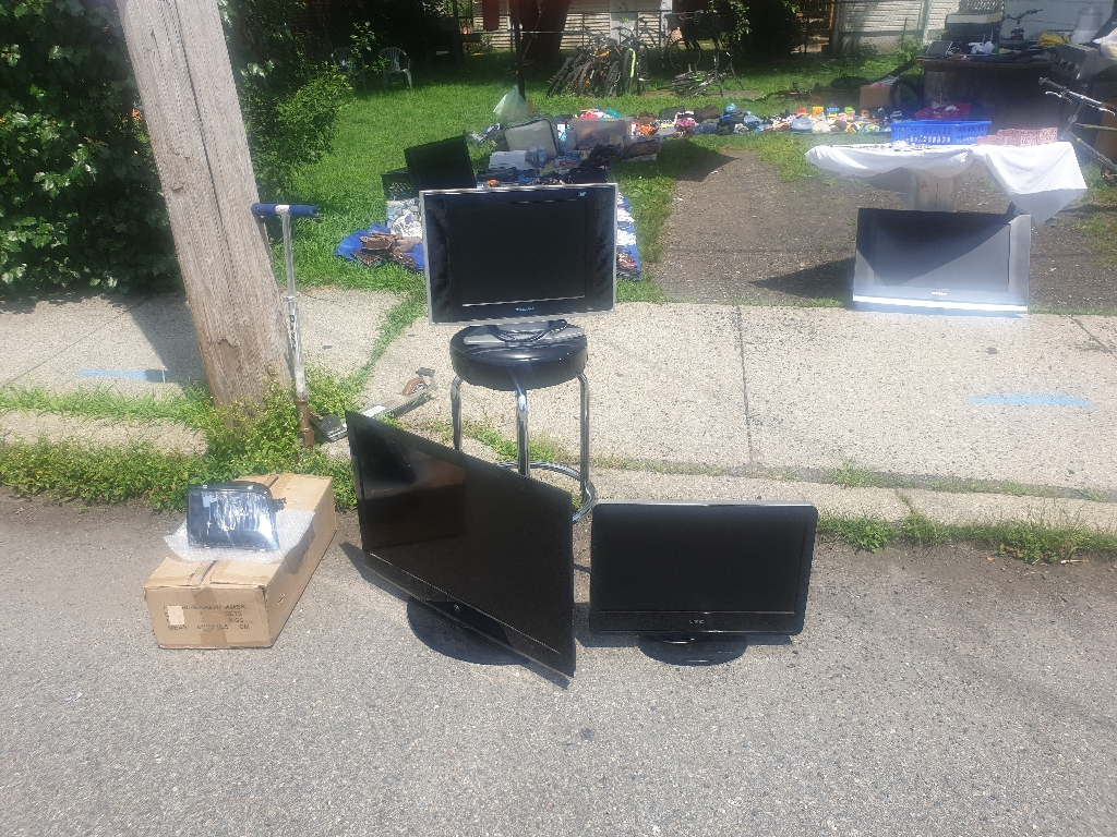 Different TVs