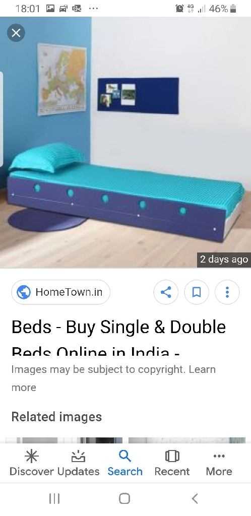 bed and unit