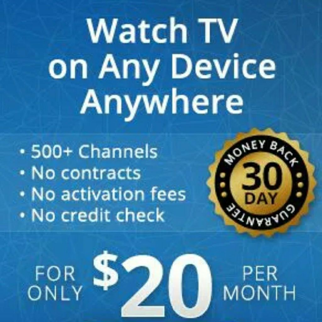 Tired of $130 cable bills?