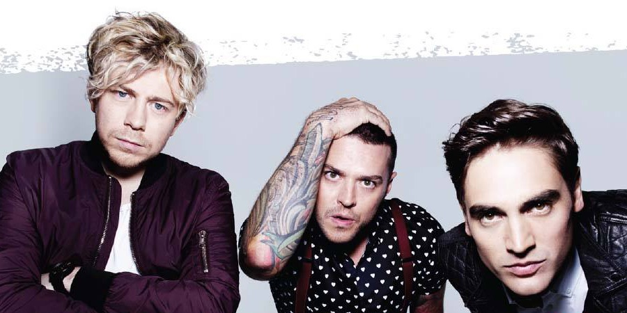 2x Busted tickets Manchester arena