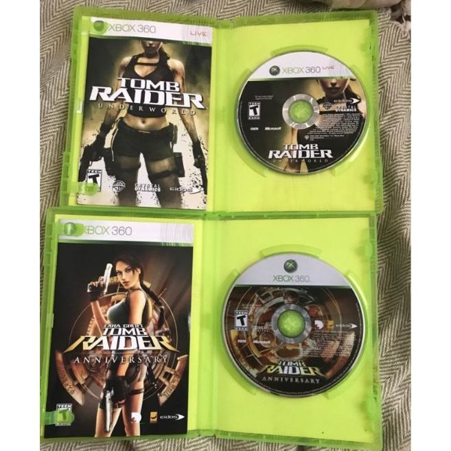 Tomb Raider Video Games
