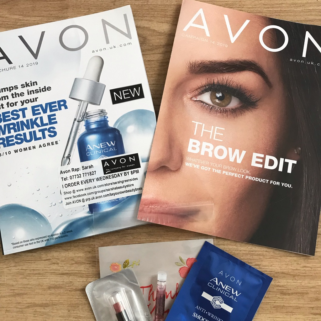 Latest September Issue Avon Brochure