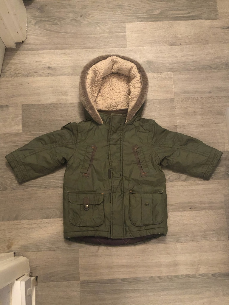Next jacket age 12-18 month