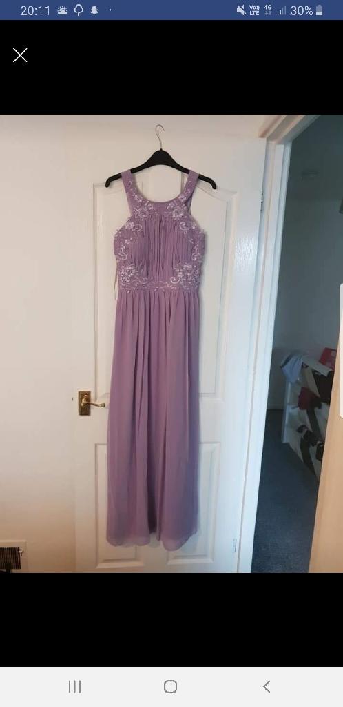 Quiz bridesmaid dress
