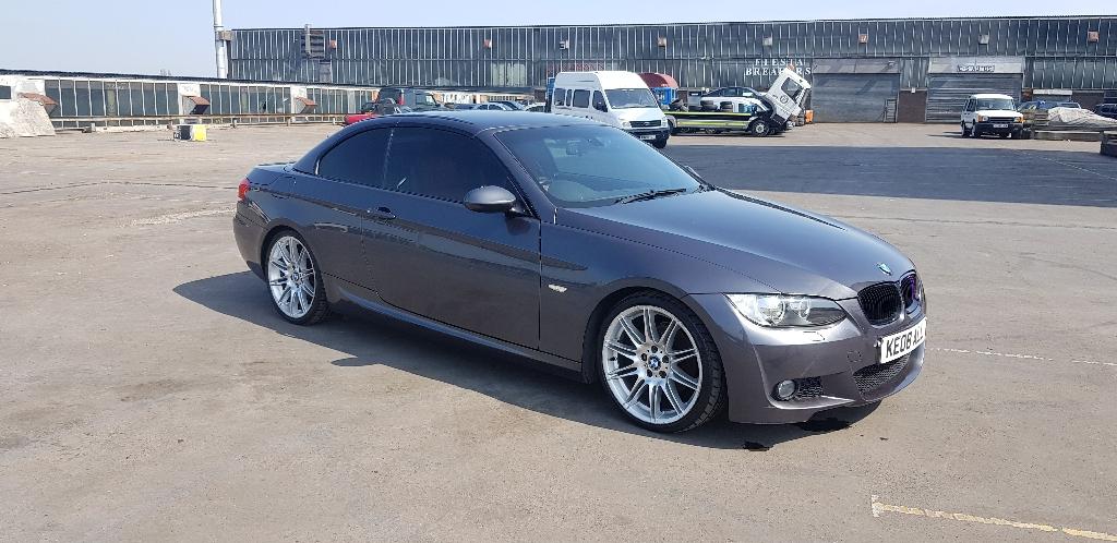BMW 320D M SPORT CONVERTIBLE