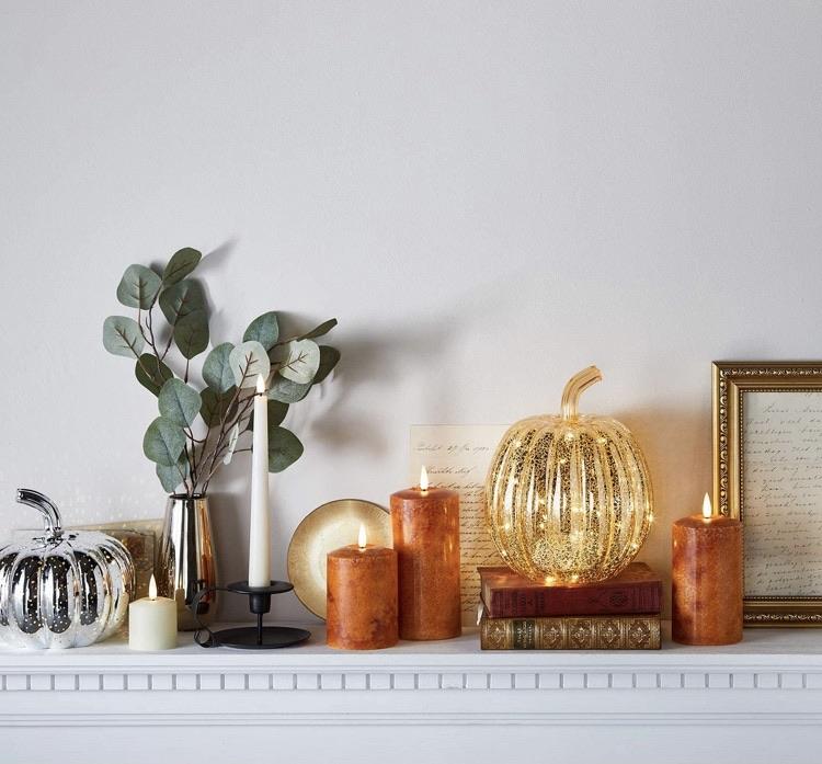 LED pumpkin