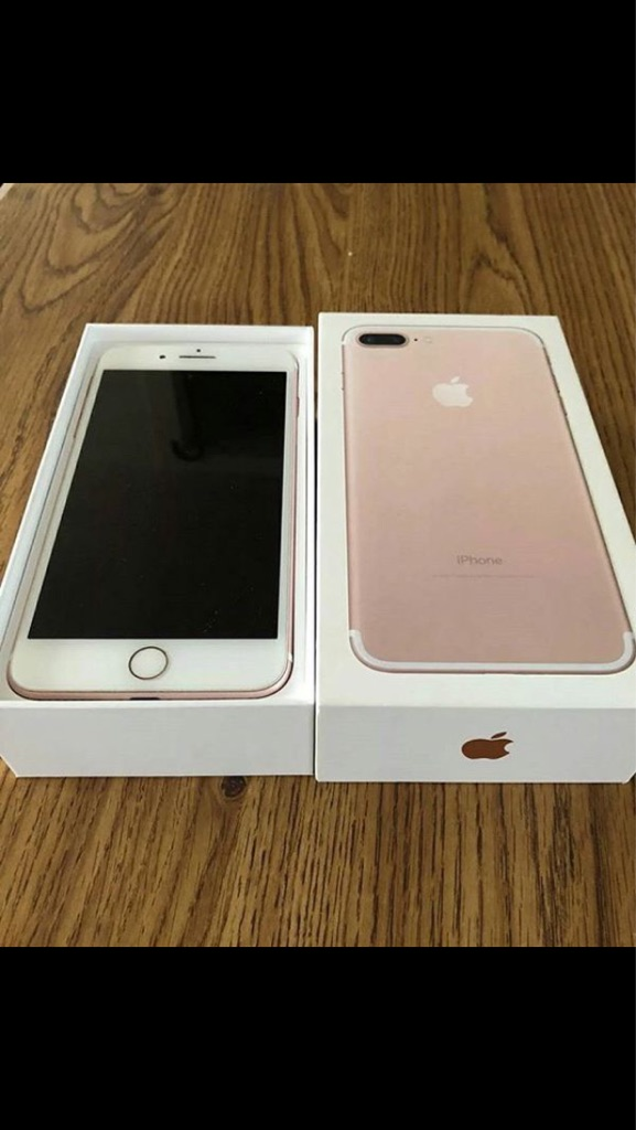 [READ DESCRIPTION] Rose Apple iPhone 7 Plus 128GB (Unlocked)