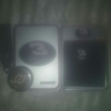 Dale Earnhardt Jr wallet and watch no battery
