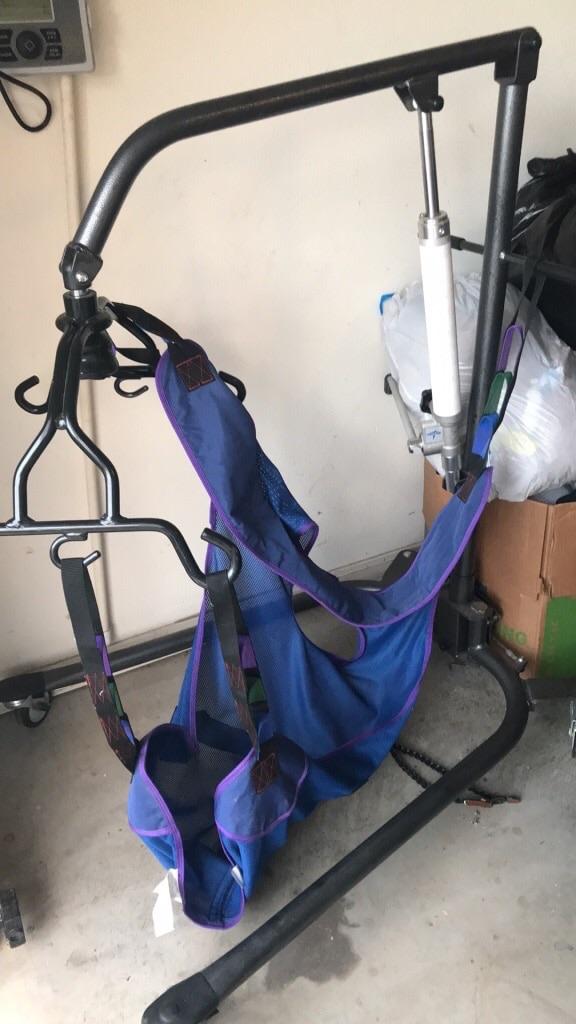 Medline chairlift