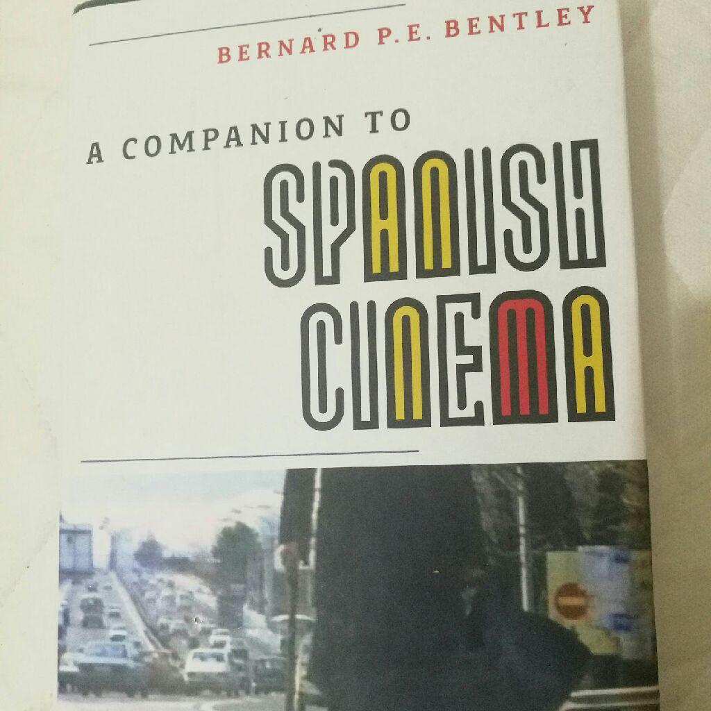 Book companion to spanish cinema