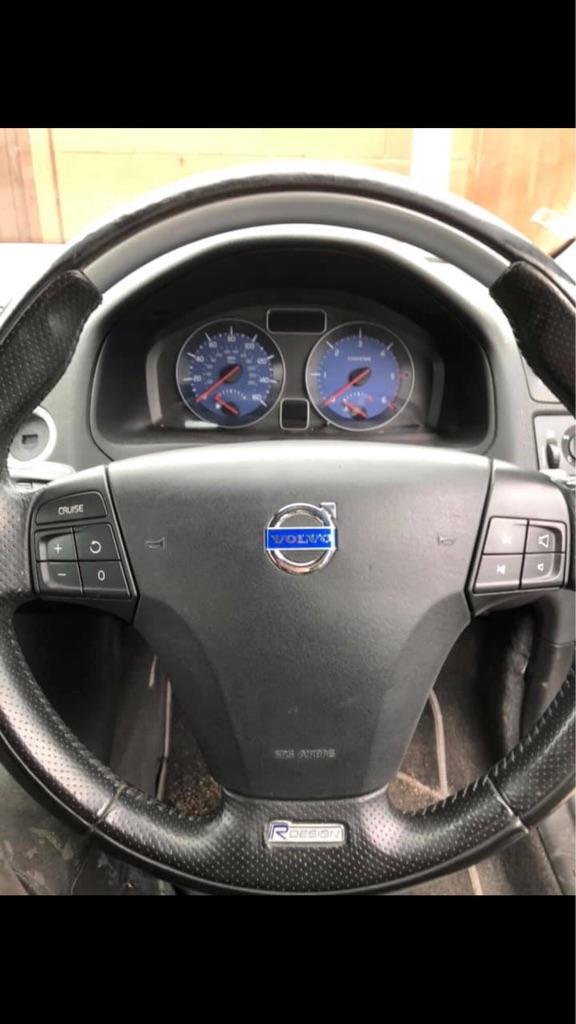 2009 58 1.6 Volvo s40 r design