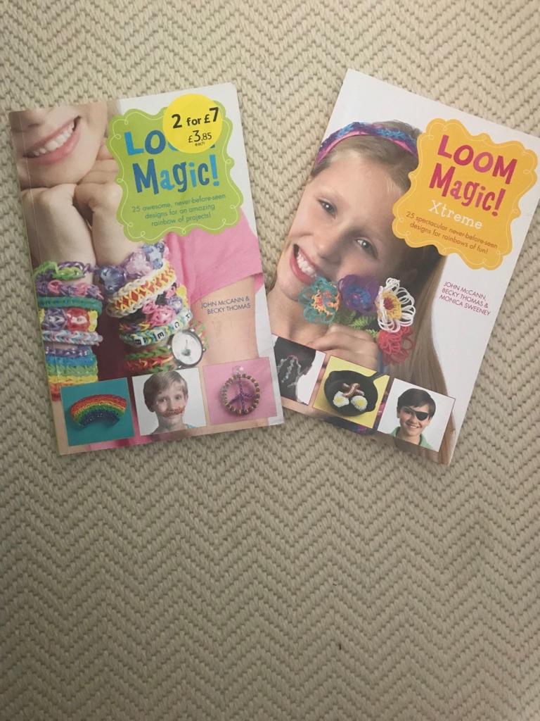 Loom Bands Book