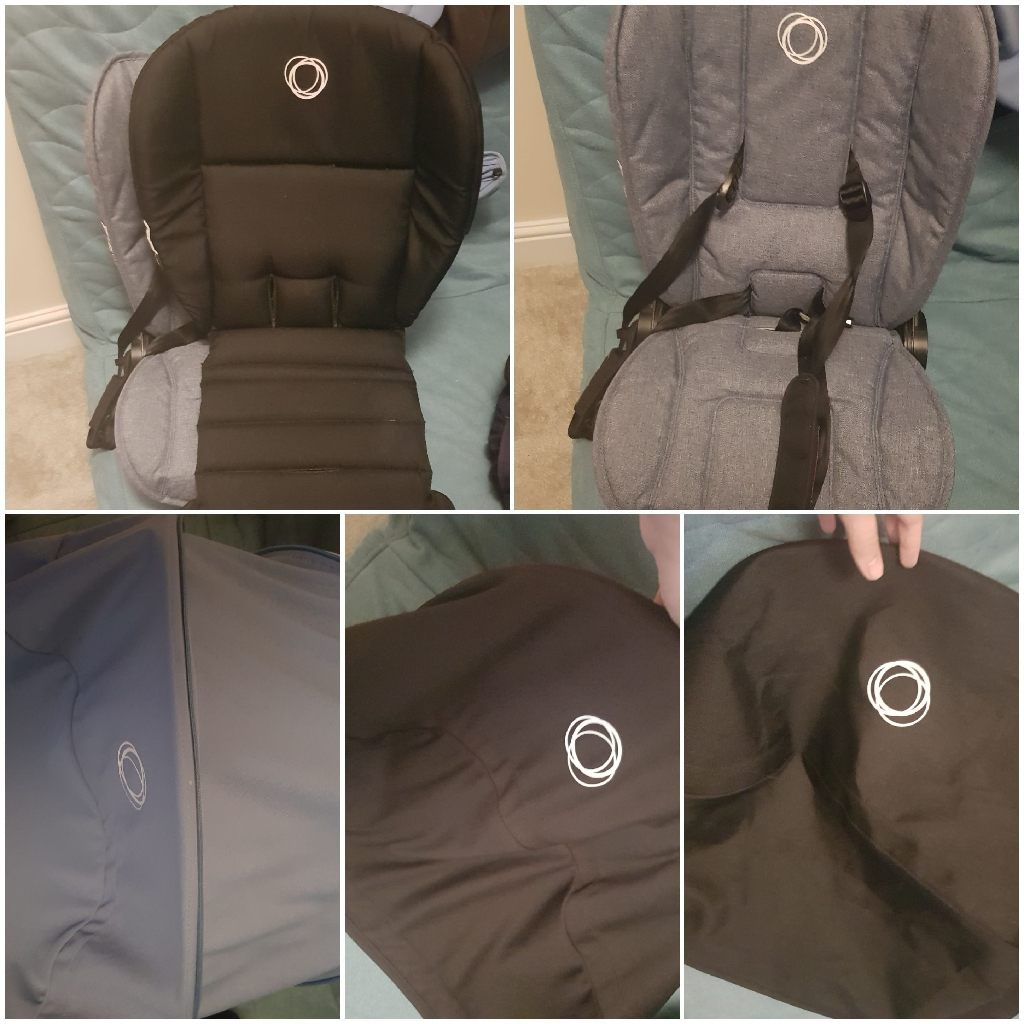 Bugaboo bee travel system
