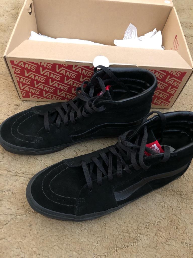Vans size 11 ankle boots
