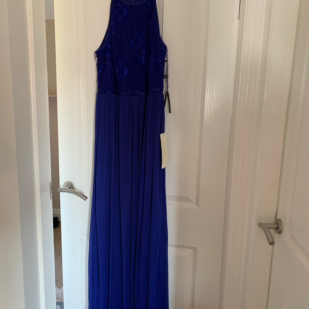 Prom dress new with tags