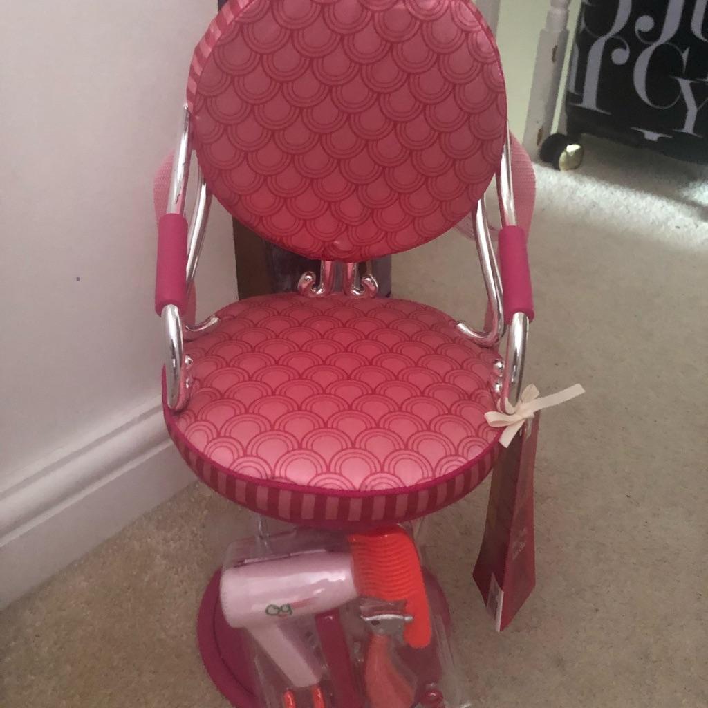 Generation dolls salon chair