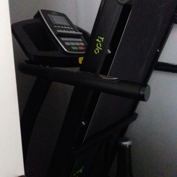 Opti Motorised treadmill