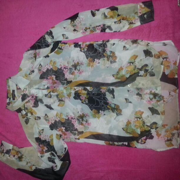 Beautiful patterned ladie shirt