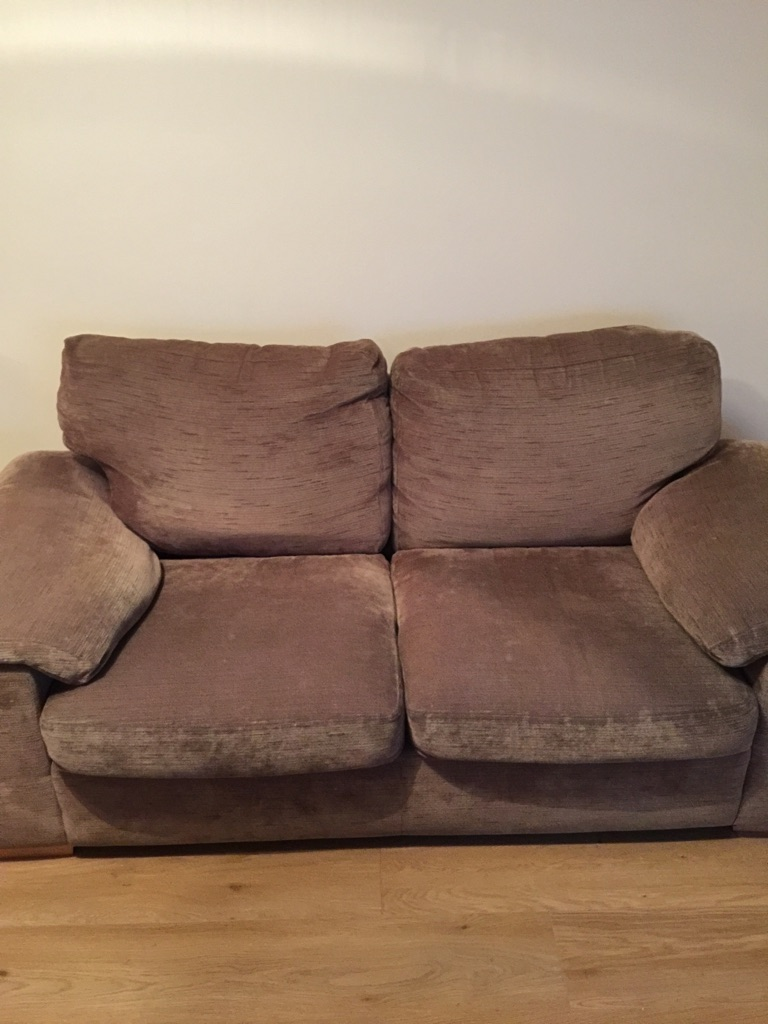 2 and 3 seater sofa free