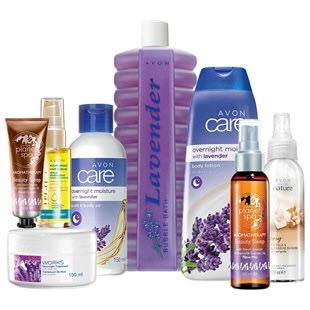 Lavender Spa Relaxation Collection