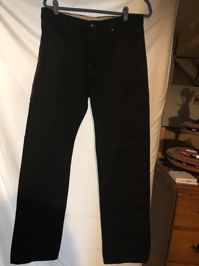 Armani Exchange Black Dress Jeans/Pants