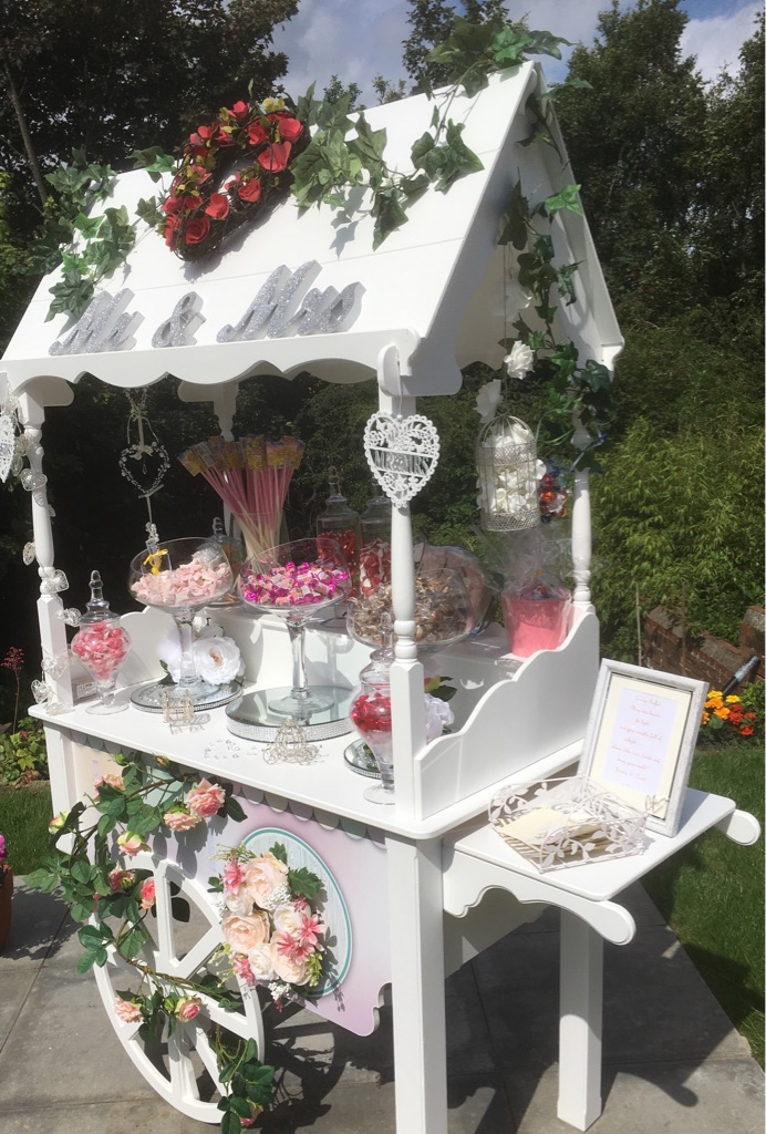 Candy Cart Party Hire