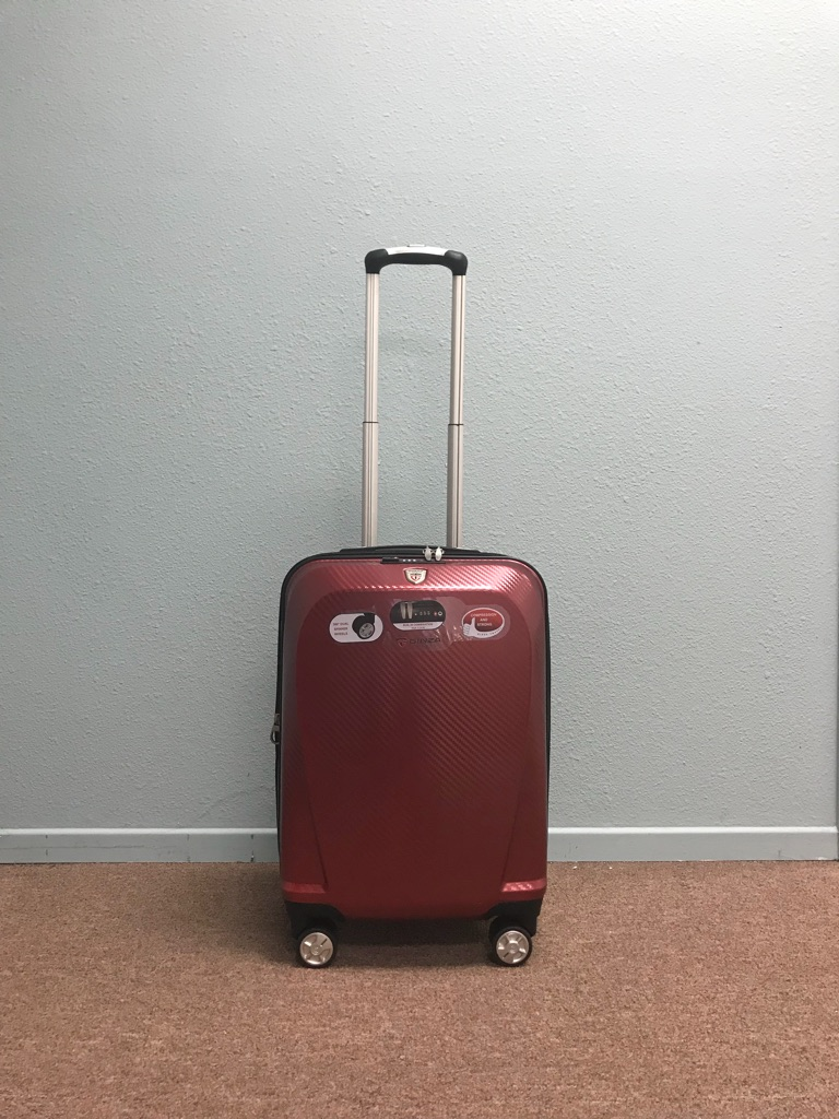 """Ginza 20"""" 100% PC Carry-on Luggage"""