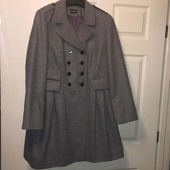 Brand new George Coat
