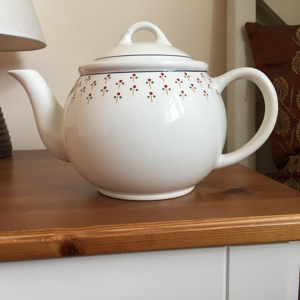 Habitat Teapot - 1980s