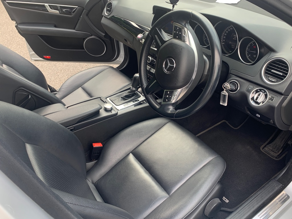Mercedes-Benz C200(2014) Auto