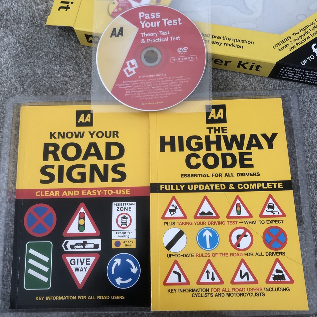 AA drivers kit