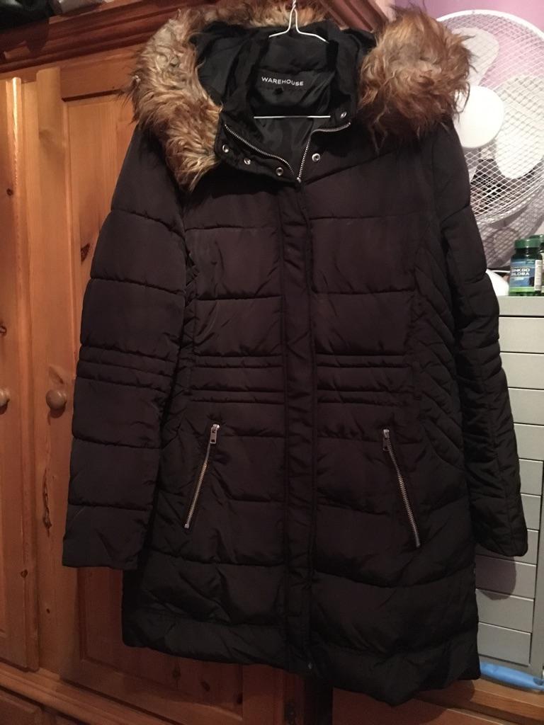 LADYS warehouse black jacket