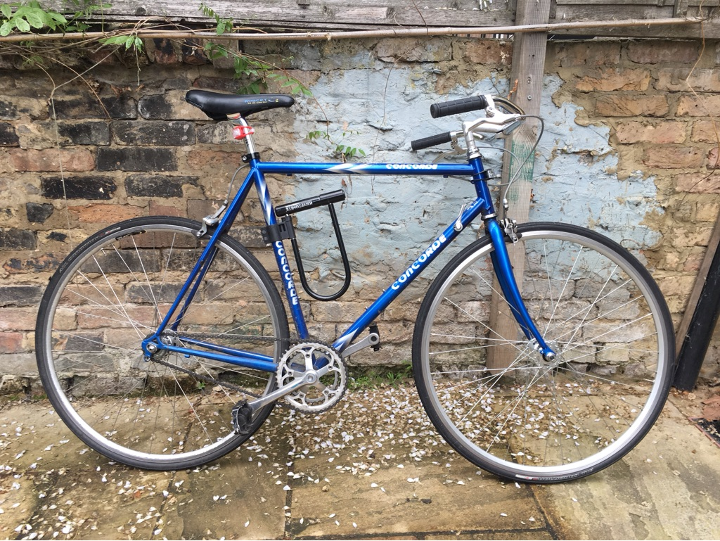 Concorde 56cm Bike