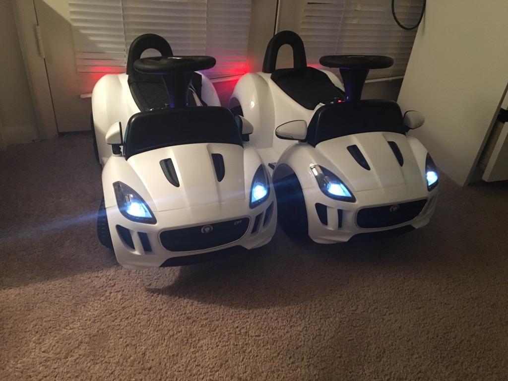 New jaguar ride on cars