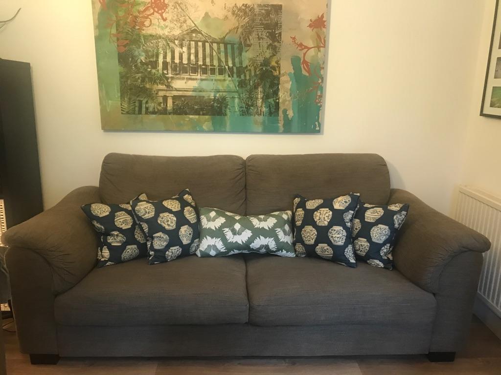IKEA Tidafors three seater sofa
