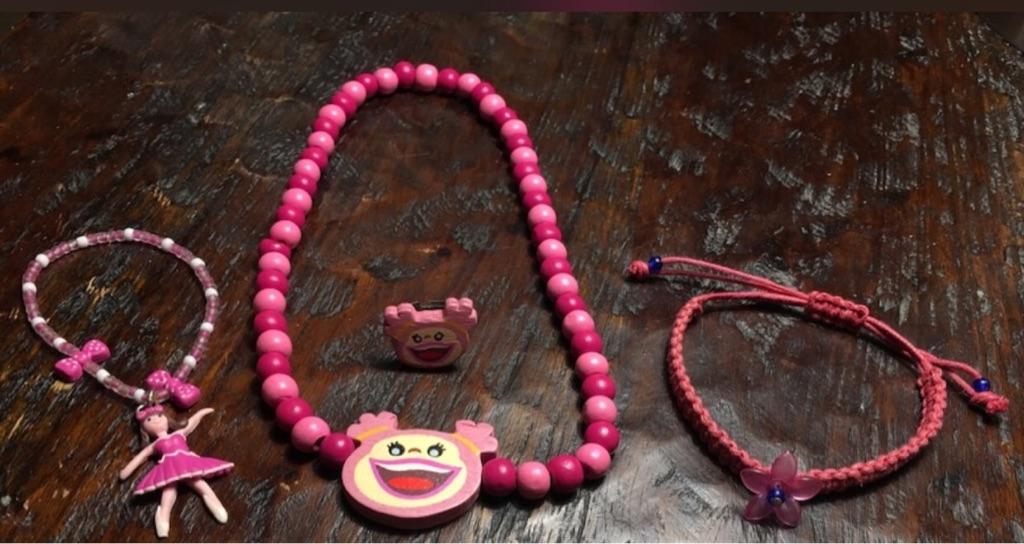 Girl's jewelry