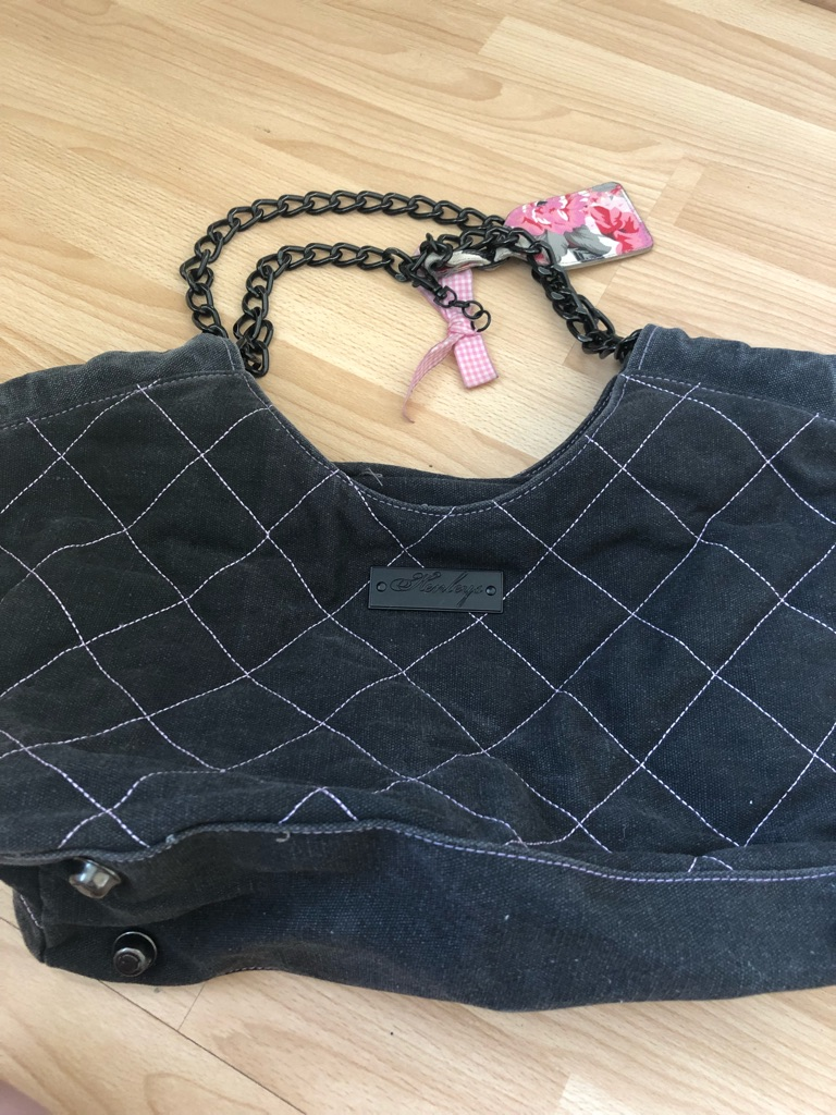 Henley's bag