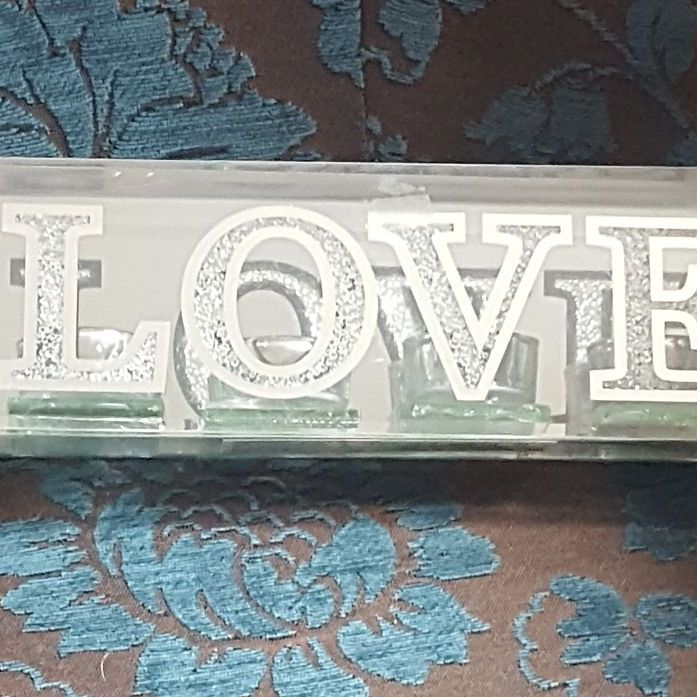 Love Candle Set