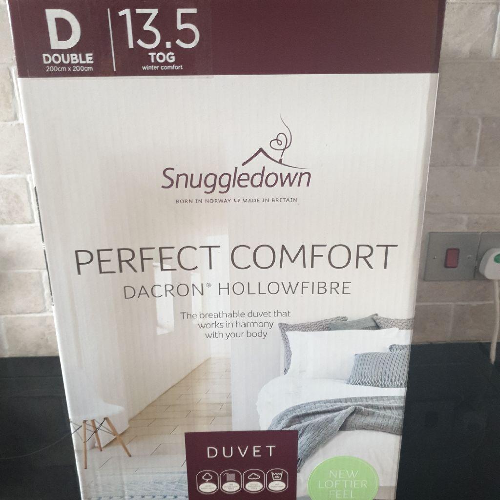 Brand new double duvet