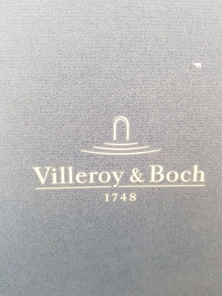 Villeroy and Boch cutlery set.  Brand new. 12 place setting.
