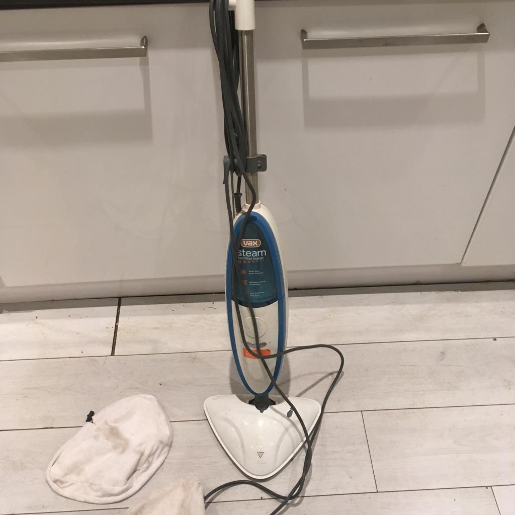 Vax steam hard floor cleaner
