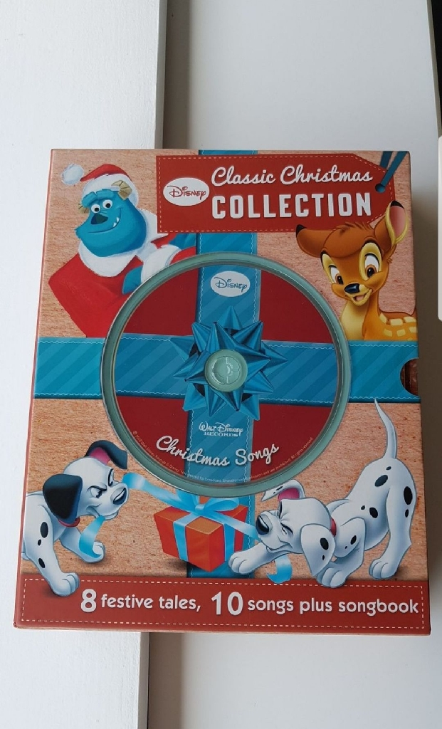 Disney classic christmas collection