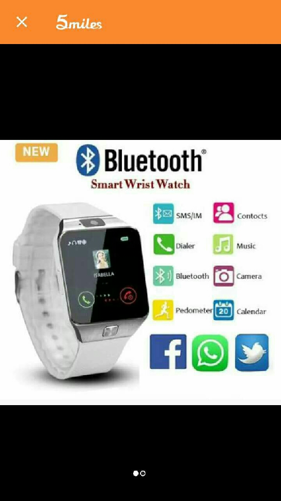 Smartphone Watches
