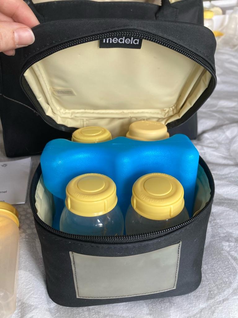 Medela cooler bag set