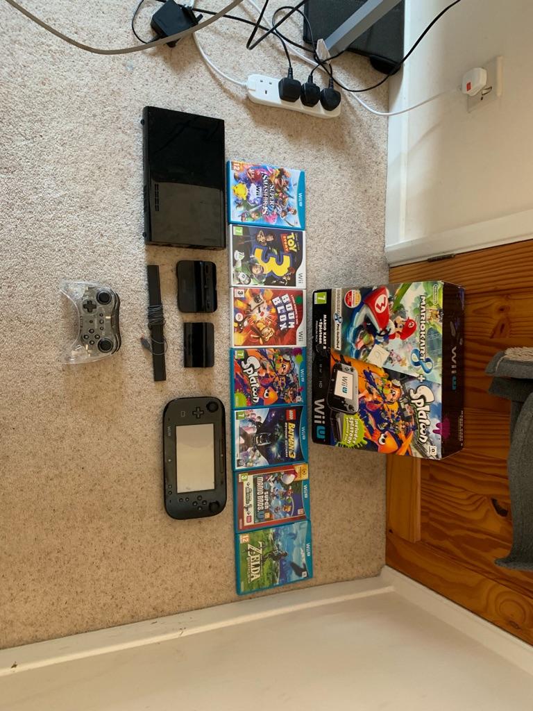 Wii U 32gb HD