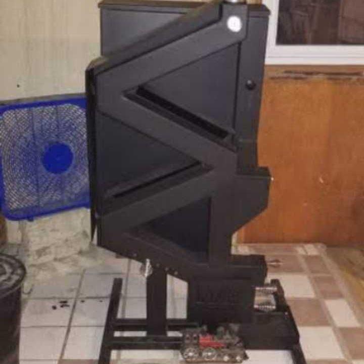Wiseway pellet stove