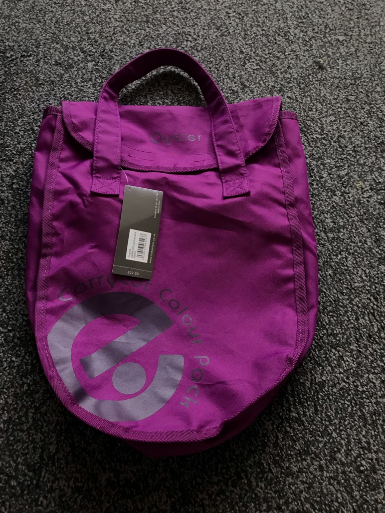 Grape coloured colour pack